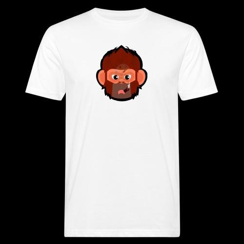 PoGo Mask t-shirt - Organic mænd