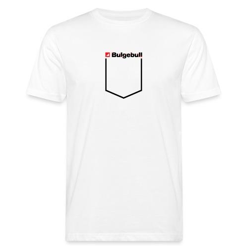 BULGEBULL-POCKET2 - Men's Organic T-Shirt