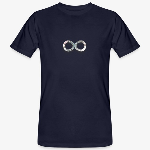LOGO - Mannen Bio-T-shirt