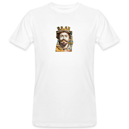 TestadiMORO - T-shirt ecologica da uomo