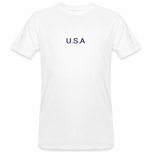 USA LOGO - T-shirt bio Homme