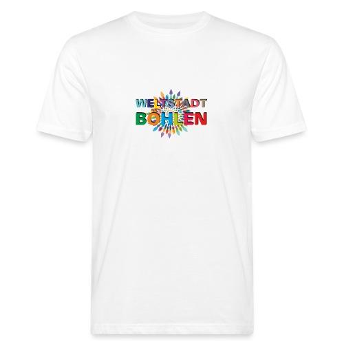 Die coole Weltstadt - Männer Bio-T-Shirt