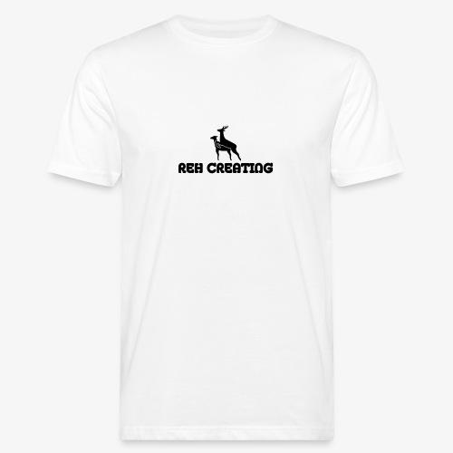 Reh Creating - Männer Bio-T-Shirt
