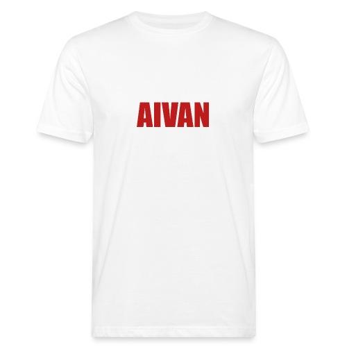 Aivan (Aivan) - Miesten luonnonmukainen t-paita