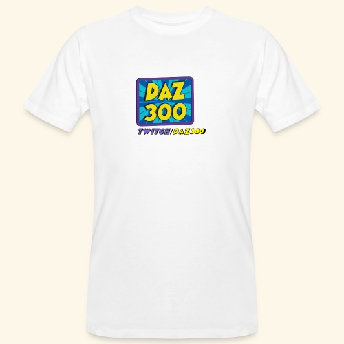daz logo 2 0 - Men's Organic T-Shirt