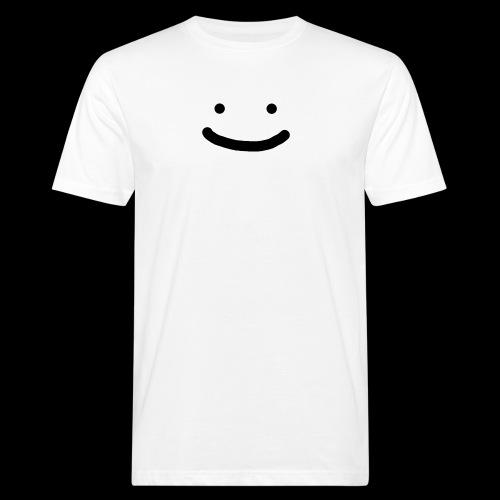 Smile - Ekologiczna koszulka męska