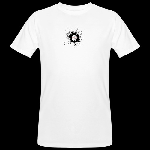 Sonnit LIMITED EDITION Black/Red - Men's Organic T-Shirt