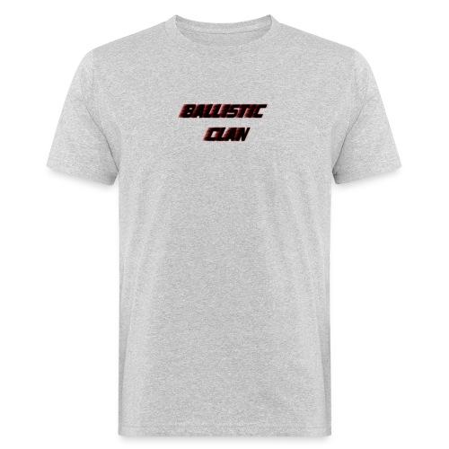 BallisticClan - Mannen Bio-T-shirt