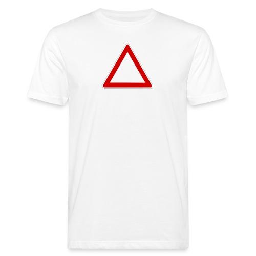 mak leer - Männer Bio-T-Shirt