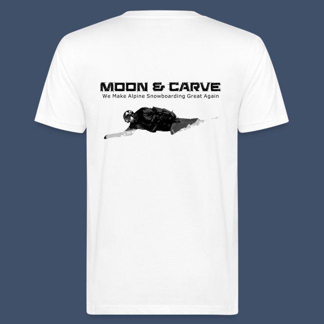 Moon & Carve Backside