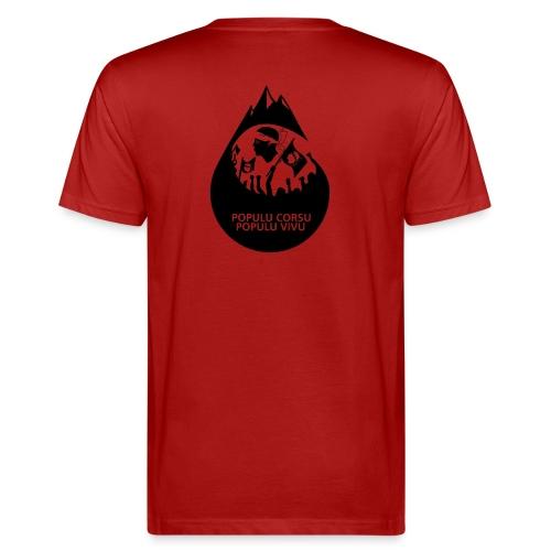 ISULA MORTA - T-shirt bio Homme
