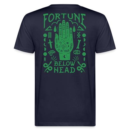 Voodoo green - Männer Bio-T-Shirt