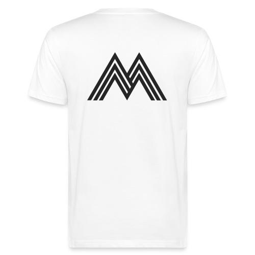 Merchandise With Deejay Michiel logo - Mannen Bio-T-shirt