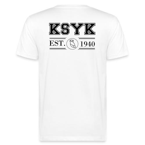EST. 1940 - Miesten luonnonmukainen t-paita