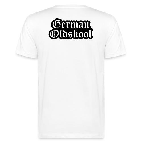 Grand Logo German Oldskool Official - T-shirt bio Homme