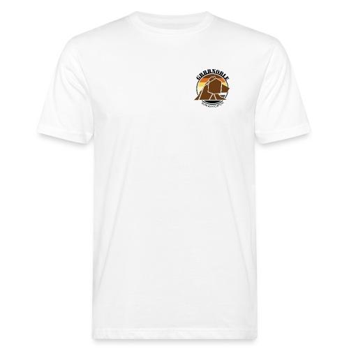 Logo 1 GRRRNOBLE BEAR ASSOCIATION - T-shirt bio Homme