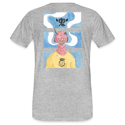 oni - Männer Bio-T-Shirt