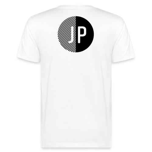 JP Icon Black 3 - Männer Bio-T-Shirt