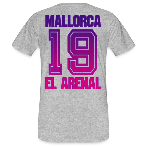 MALLORCA Shirt 2019 - Malle Shirts Damen Frauen 19 - Mannen Bio-T-shirt
