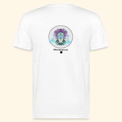 GEOMETRIC LION - T-shirt bio Homme