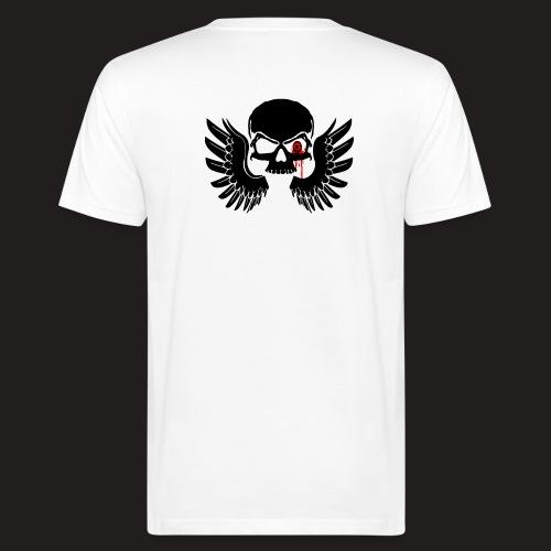 loho 3 png - Männer Bio-T-Shirt