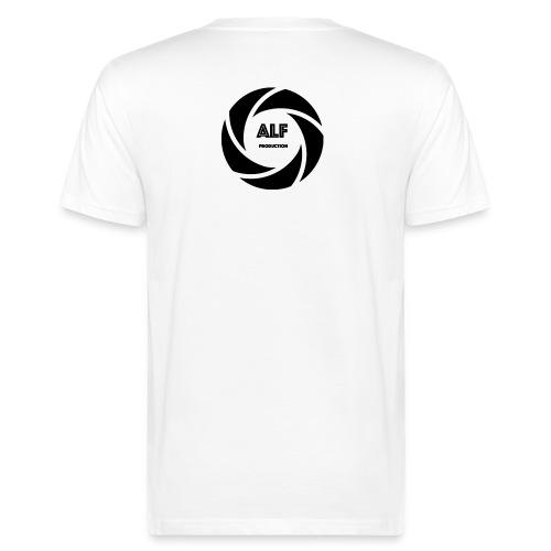 Logo Nero - T-shirt ecologica da uomo