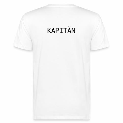Kapitän - Männer Bio-T-Shirt