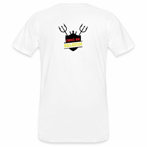 Come On Belgium - T-shirt bio Homme