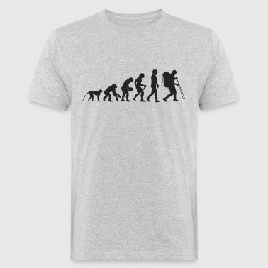 Rozwój turystyki pieszej - Ekologiczna koszulka męska