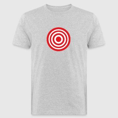 Mål - Økologisk T-skjorte for menn