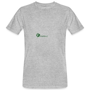 Logo DomesSport Green noBg - Männer Bio-T-Shirt