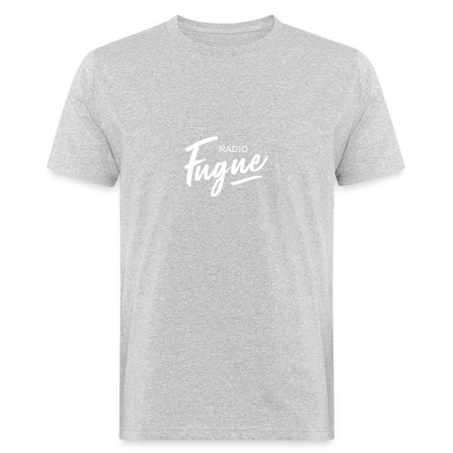 Radio Fugue Blanc - T-shirt bio Homme