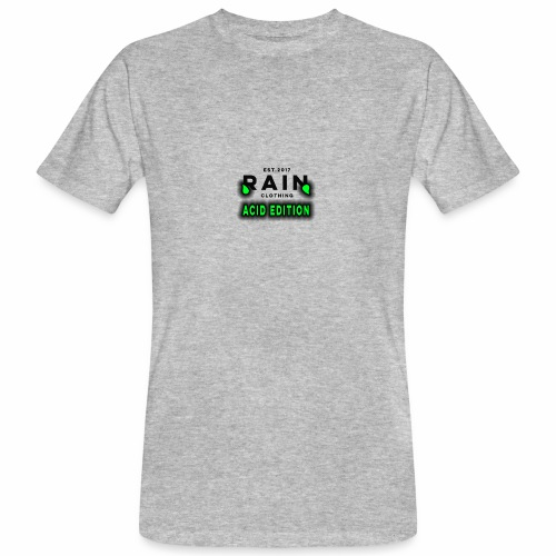Rain Clothing - ACID EDITION - - Men's Organic T-Shirt