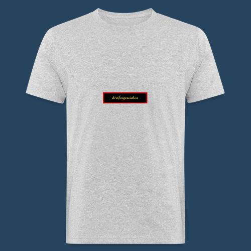 Dr3i-Fan Shirt (2016) - Männer Bio-T-Shirt