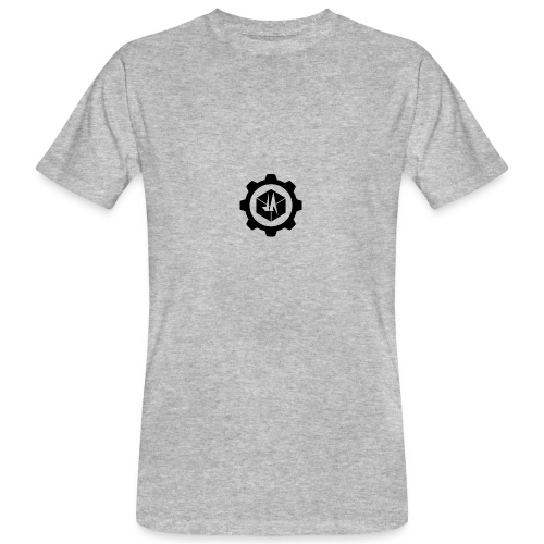 Jebus Adventures Logo (Transparent) - Men's Organic T-Shirt