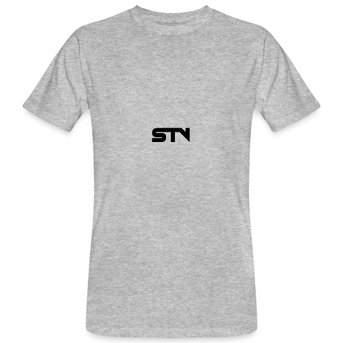 STV Logo Black - Men's Organic T-Shirt