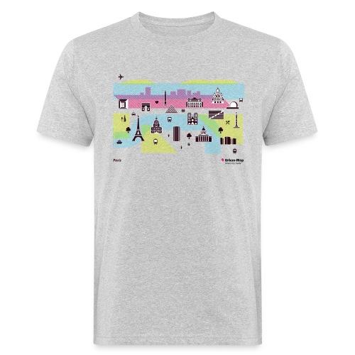 Paris City - Men's Organic T-Shirt