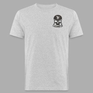 The Encounters Totenkopf - Männer Bio-T-Shirt