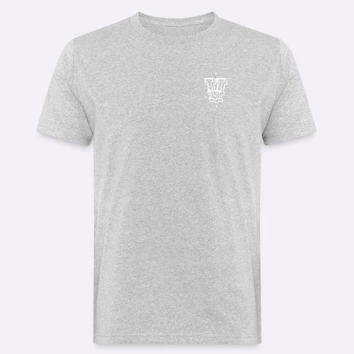 Heartcore Vegan - Mannen Bio-T-shirt
