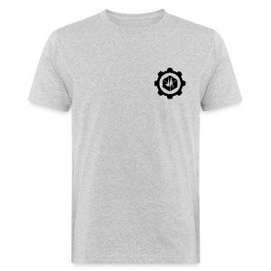 Jebus Adventures Logo (Transparent) - Men's Organic T-shirt