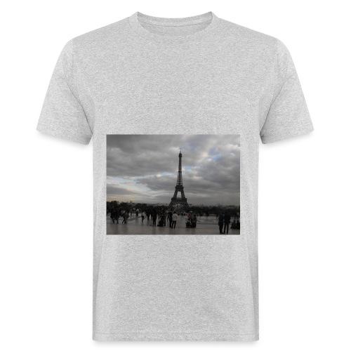 Paris - T-shirt ecologica da uomo