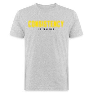 Consistency - Männer Bio-T-Shirt