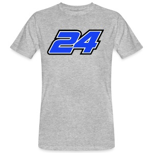 Num 24 Nicolas Charlier - T-shirt bio Homme