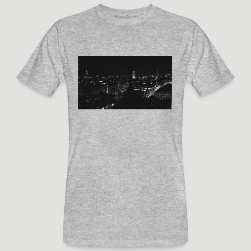 Londres night city - Camiseta ecológica hombre
