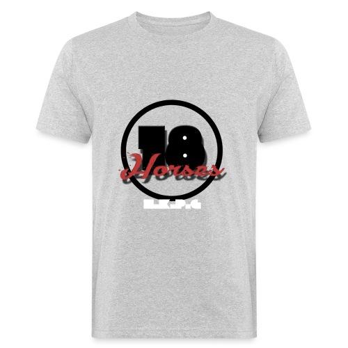 18 Horses - NKPG (White) - Ekologisk T-shirt herr