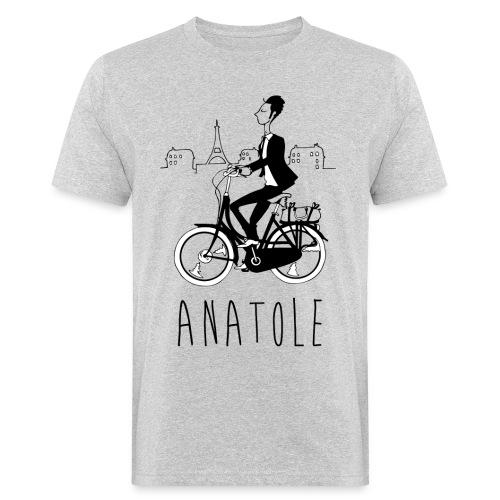 Anatole, Parisien en cavale - T-shirt bio Homme