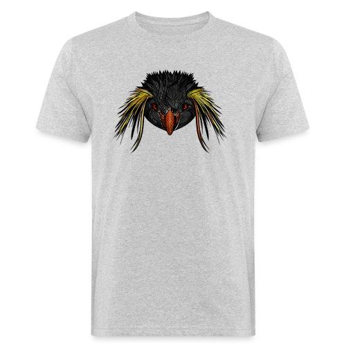 Pingvin - Økologisk T-skjorte for menn