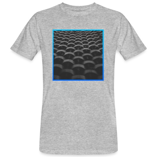 no chill - Männer Bio-T-Shirt