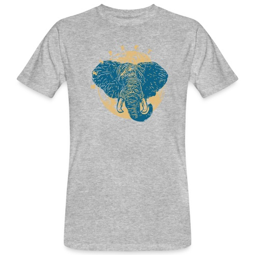 Respect elephant - T-shirt bio Homme
