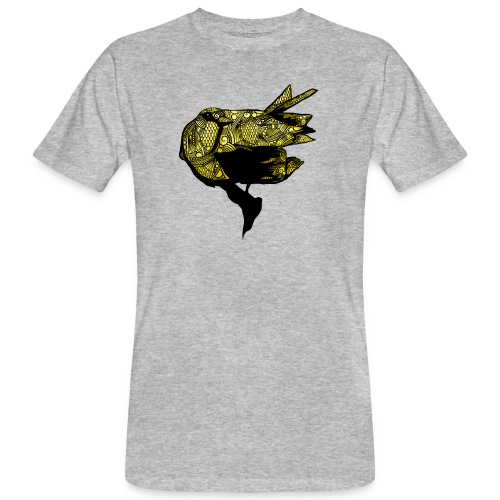 Pirol - Økologisk T-skjorte for menn